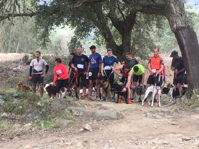 """Corte : un dimanche sportif et canin pour l'édition 2020 de """"Cani-marche & Cani-course"""""""