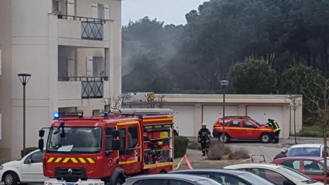 Incendie dans un appartement à Calvi. Une résidence évacuée
