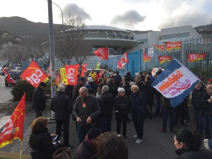 Réforme des retraites à Bastia: haro sur le gouvernement