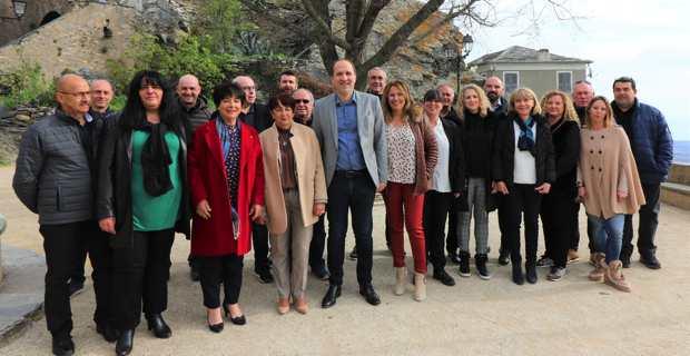 La lise Campa Inseme per Penta - Fulelli conduite par le maire sortant Yannick Castelli.