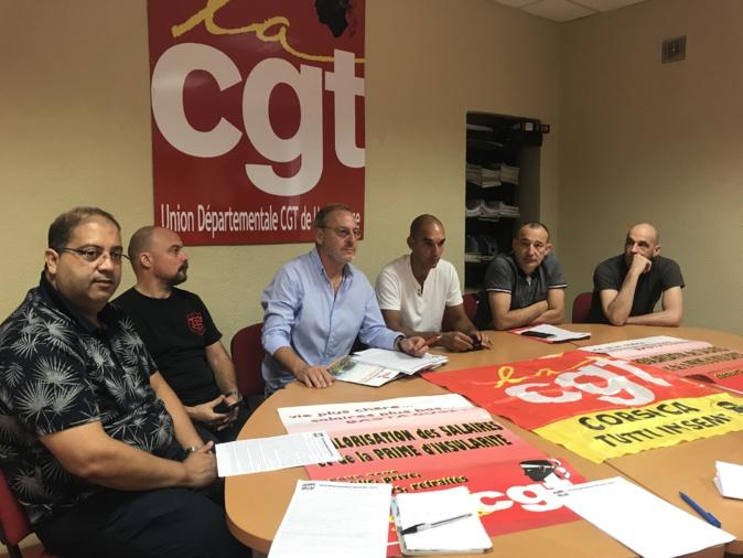 La CGT de JP Battestini, à l'époque secrétaire général de l'UD CGT de la Haute-Corse, s'est longuement battue pour la revalorisation de l'indemnité.