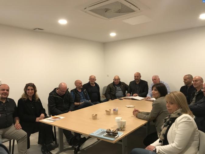 Communauté de communes de Lisula Balagna et  OEHC : un contrat de la gestion de l'eau potable pour 5 communes