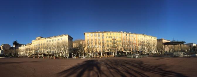 Bastia : Un dimanche presque normal malgré le Covid-19