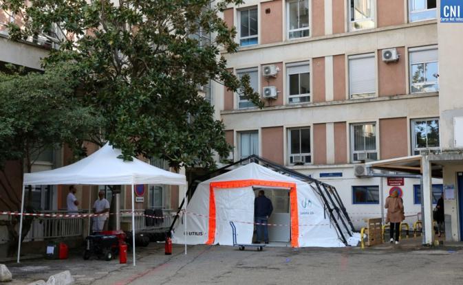 Coronavirus : 9 nouveaux cas en Corse. 115 personnes désormais contaminées