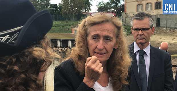 Nicole Belloubet, Garde des sceaux, ministre de la Justice