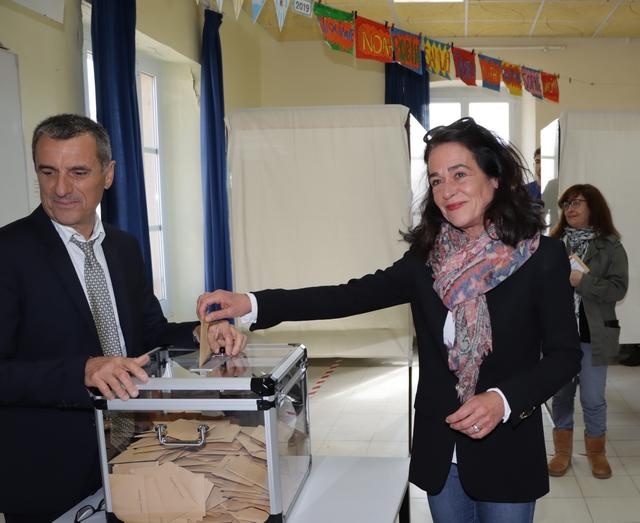 La liste de Claudine Orabona obtient 2 élus