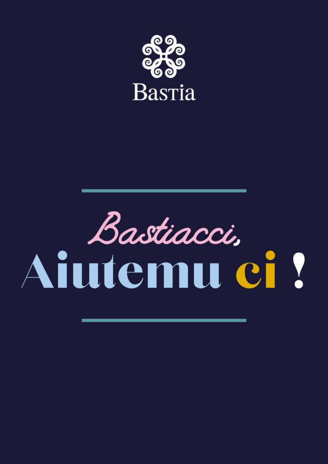 """ Bastiacci, aiutemu ci !"" : la solidarité à l'heure du Covid-19"