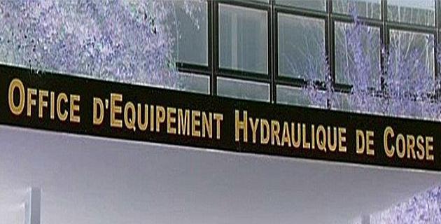 Confinement : L'Office hydraulique de la Corse assure une continuité de service