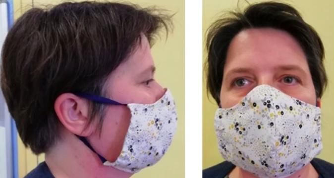 """Coronavirus : suivez le tuto du CHU de Grenoble  pour fabriquer des masques en cas de """"pénurie extrême"""""""
