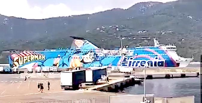 Les sardes bloqués en Corse rapatriés depuis Propriano