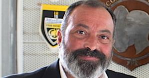 Jean-Simon Savelli, président de la Ligue Corse de Rugby