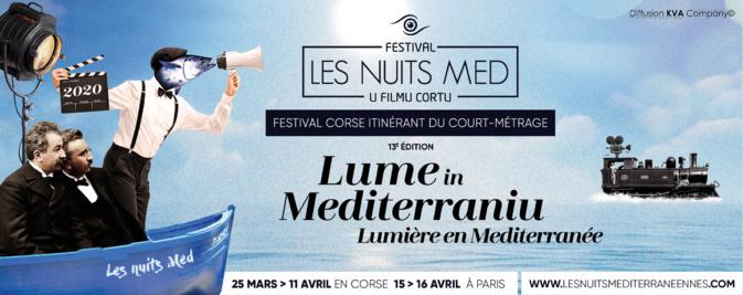 L'affiche des Nuits Med
