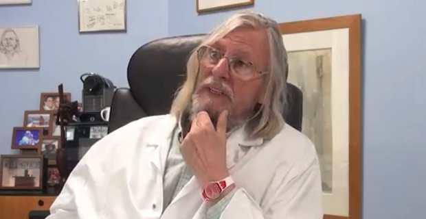 Professeur Didier Raoult, Directeur de l'Institut hospitalo-universitaire Méditerranée Infection de l'université d'Aix-Marseille.