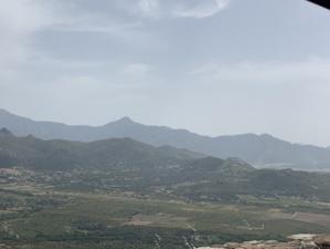 Haute-Corse : la qualité de l'air est toujours mauvaise