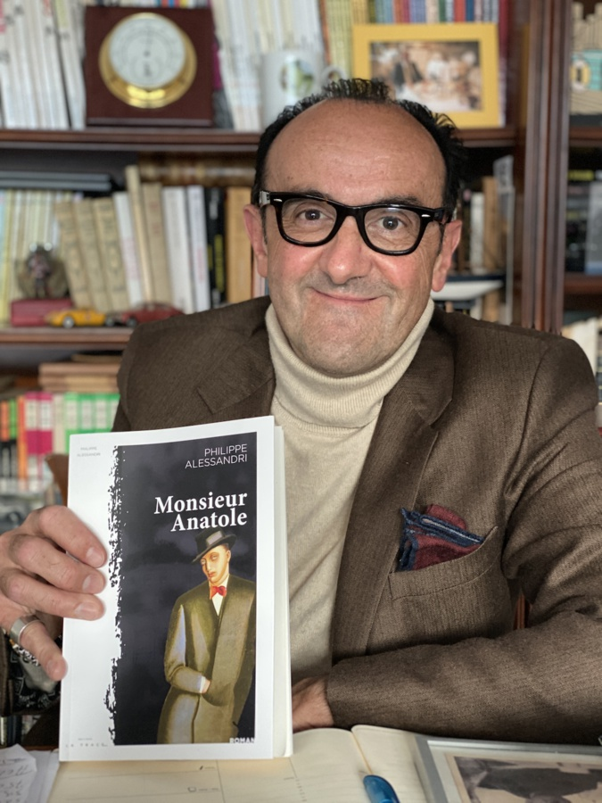 Philippe Alessandri, l'écrivain bastiais qui prédisait l'avenir