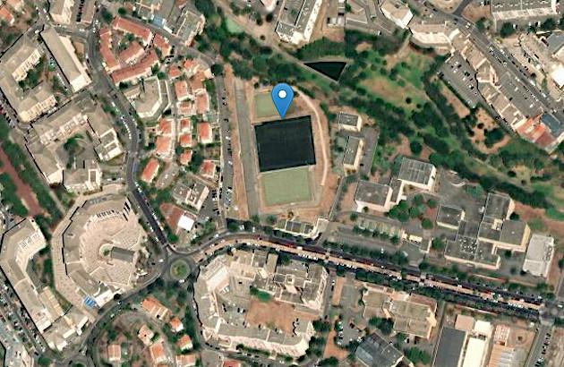 Au stade du Fango de Bastia : et le confinement ?