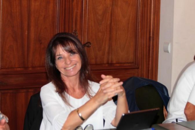 Hélène Astolfi, adjointe aux affaires sociales