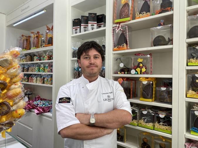 Didier Leoncini, pâtissier chocolatier à Bastia.