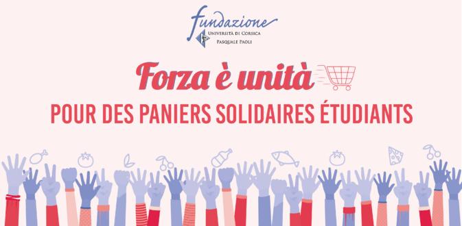 Précarité étudiante : la grande distribution corse entend l'appel de la Fondation de l'université de Corse