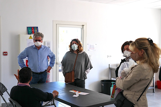 Coronavirus - Porto-Vecchio : la  permanence à ouvert ses portes