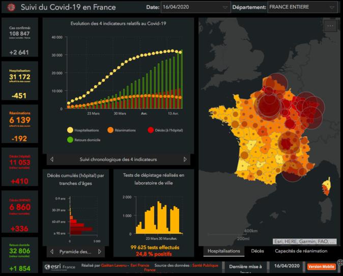 Covid-19 : 140 000 morts dans le monde, dont près de 18 000 en France