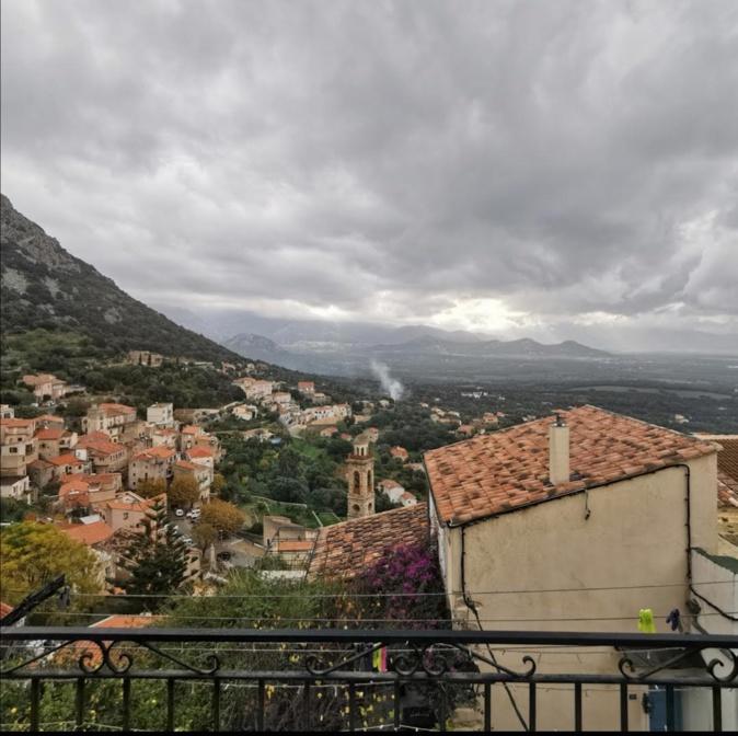 La météo du jeudi 23 avril 2020 en Corse