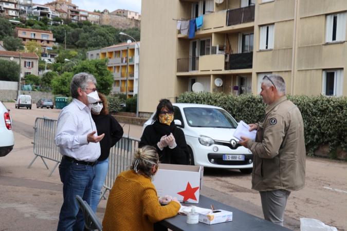 Coronavirus : un drive pour les masques à Porto-Vecchio