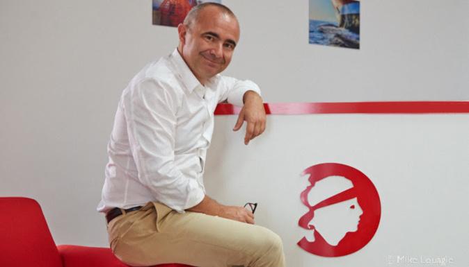 """Pierre-Antoine Villanova (Corsica Linea) : """"après la crise, la nourriture sur nos bateaux ne proviendra que de Corse"""""""