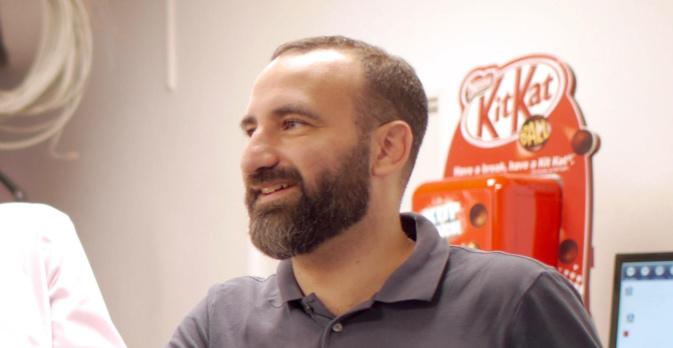 Daniel Benedettini, président de l'association des commerçants bastiais.  (Ilona Codaccioni)