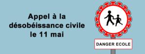 A Manca : «Appel à la désobéissance civile le 11 mai»