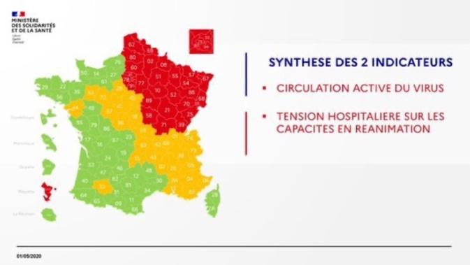 Carte du déconfinement : le vert pour la Haute-Corse aussi