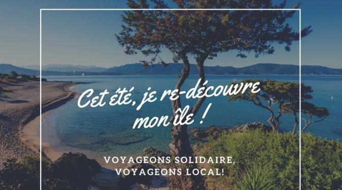 """Tourisme en Corse : """"Cet été, je re-découvre mon île !"""", un groupe Facebook pour voyager """"local et solidaire"""""""