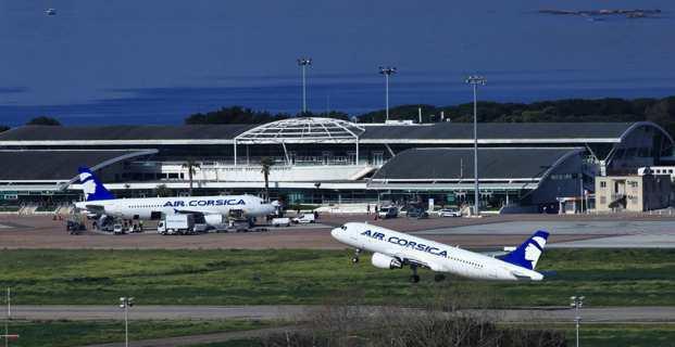 Air Corsica de retour sur Paris au mois de Juin. Des vols directs sur Roissy au départ d'Ajaccio et Bastia
