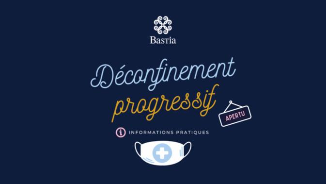 Déconfinement progressif à Bastia : ce qu'il faut savoir