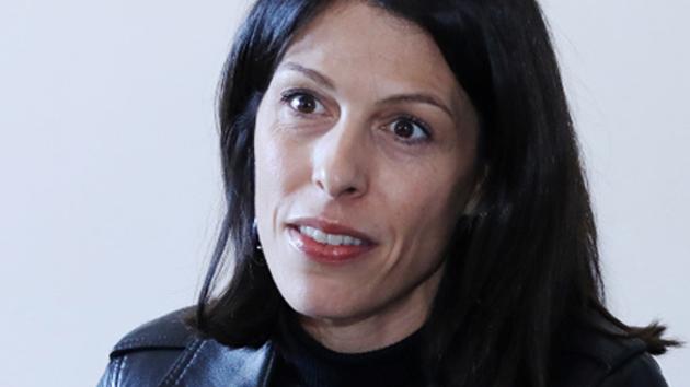 Julie Bentti, rectrice de Corse. (Photo Michel Luccioni)