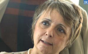 La Présidente du Tribunal de Grande Instance d'Ajaccio Véronique Imbert