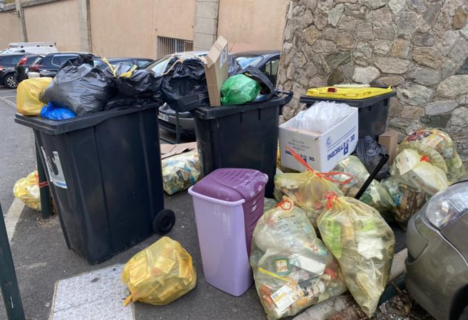 Saeta – Ordures ménagères : u puzzicheghju continue