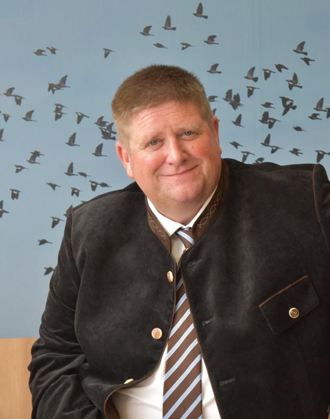 Le président de la  Fédération Nationale des Chasseurs, Willy Schraen, victime de menaces des animalistes extrémistes