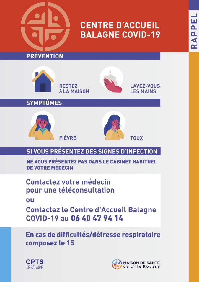 Le Centre Covid-19 de l'ILe-Rousse a fermé ses portes mais le virus circule toujours en Balagne