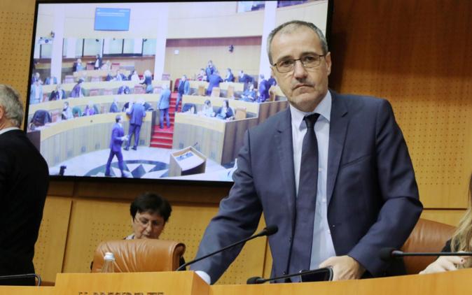 Industrie touristique : Jean-Guy Talamoni demande la réunion du comité de déconfinement créé par l'assemblée de Corse
