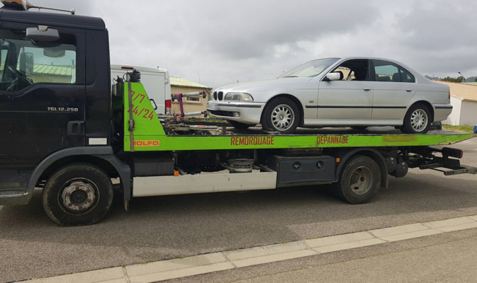 Déconfinement et excès de vitesse : 14 permis de conduire retenus en Haute-Corse