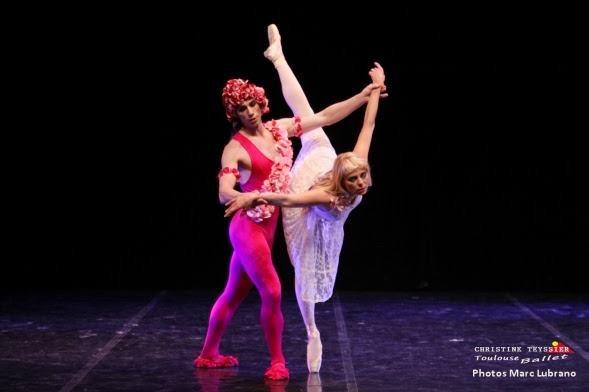 Christine Teyssier alerte sur la situation des danseurs.