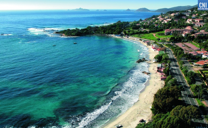 Les plages de Corse rouvriront dans leur quasi totalité ce jeudi