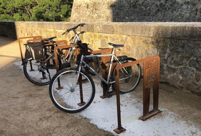 Stationnement des vélos à Ajaccio : Velocità passe aux actes