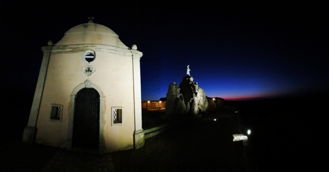 La photo du jour : Notre dame de la Serra veille sur Calvi