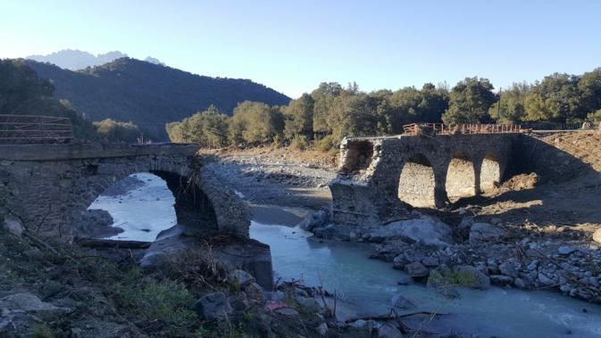 Projet de reconstruction du pont de Casaluna : pè una strada nova s'interroge