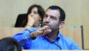 Jean-Charles Orsucci. Photo Michel Luccioni.