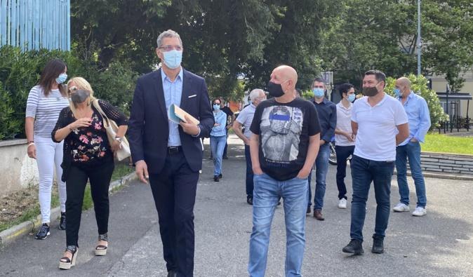 Municipales - Bastia : Pierre Savelli dépose sa liste du second tour