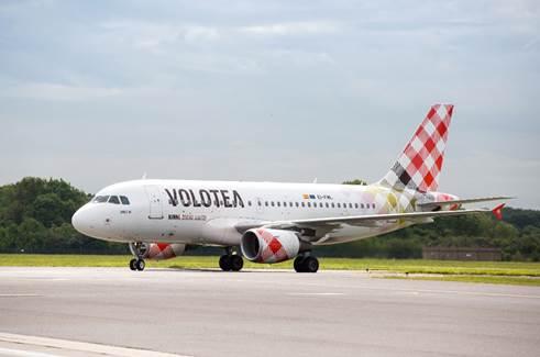 Volotea lance neuf nouvelles lignes au départ de la Corse