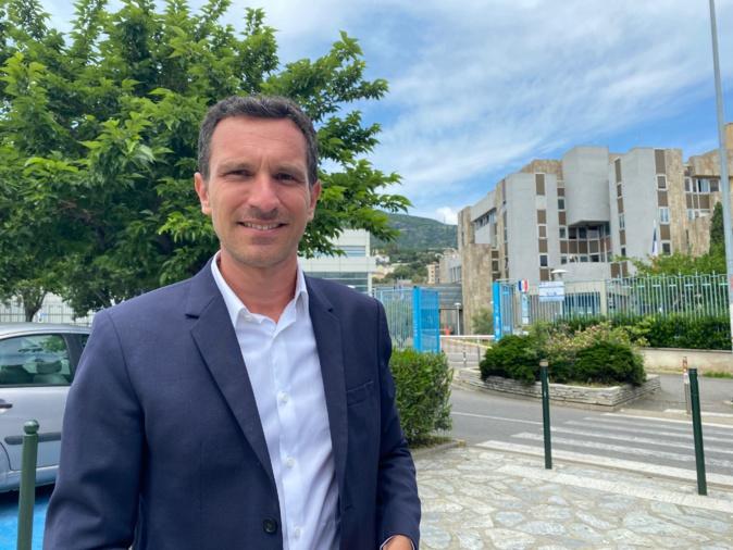 Julien Morganti, Un futur pour Bastia.